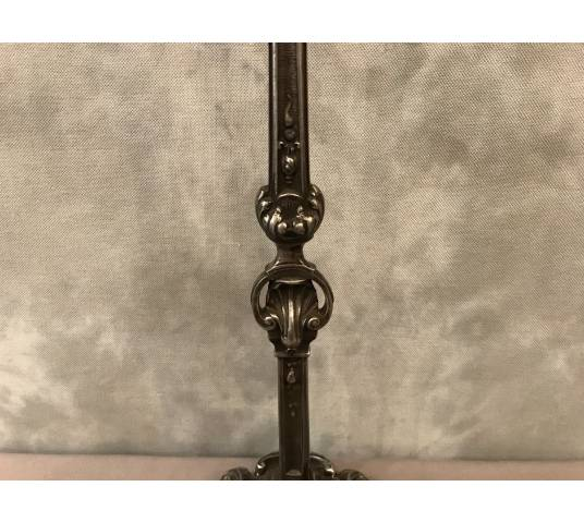 Servant of a former cast iron fireplace 19 th